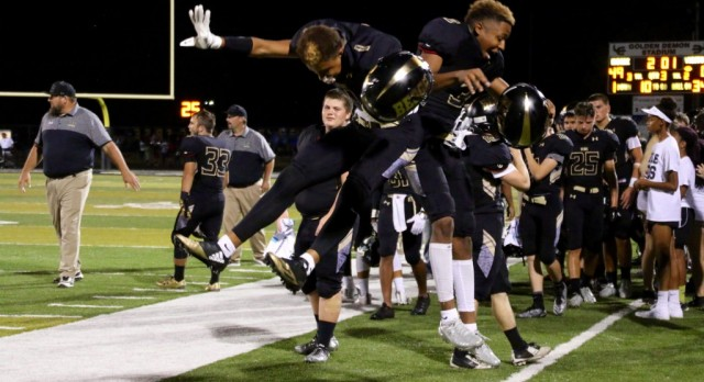 Beggs Football Season Opener a Success