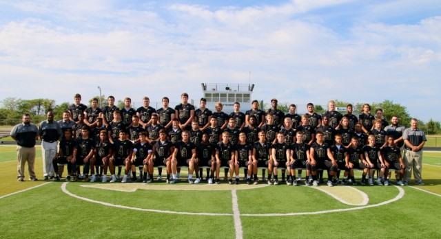 Beggs Football Showcase Well at First Scrimmage.