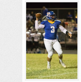 Piedmont clinches playoff berth with win over Guthrie