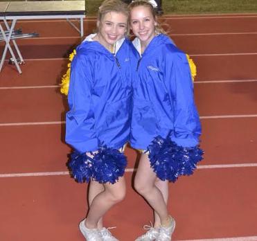 2 Cheerleaders Earn All-Region Cheer Honors