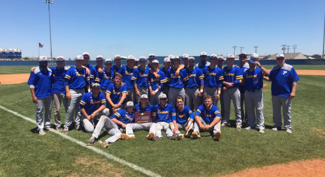 Wildcats Headed to 5A State Baseball Tournament