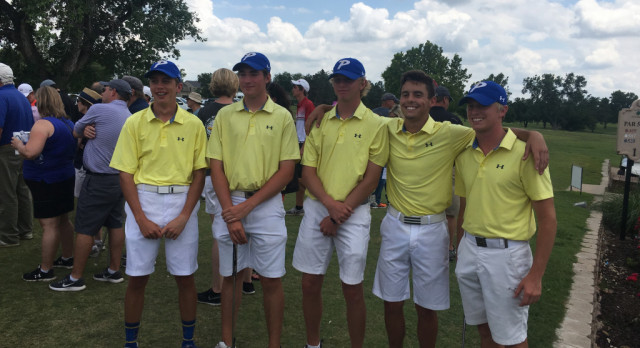 Hasley Wins Title, Team Finishes 5th