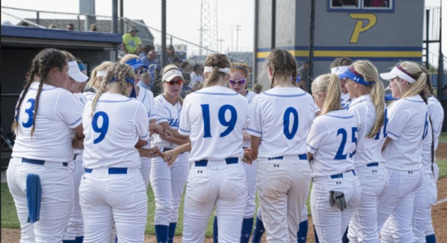 Piedmont Wildcats Jumped Out To Early Lead In Victory Over Ardmore To Win 5A-2 District Title