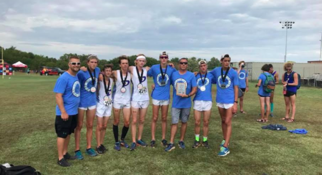Piedmont Cross Country Competes at Pre-State