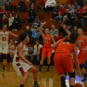 Girl's Basketball Sectional Semis