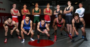 Guerra All-City for Bison Wrestling