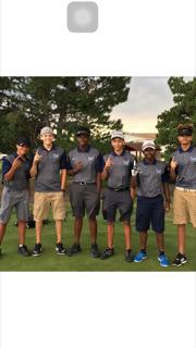 Varsity Boys Golf takes 1st at EMAC Tournament