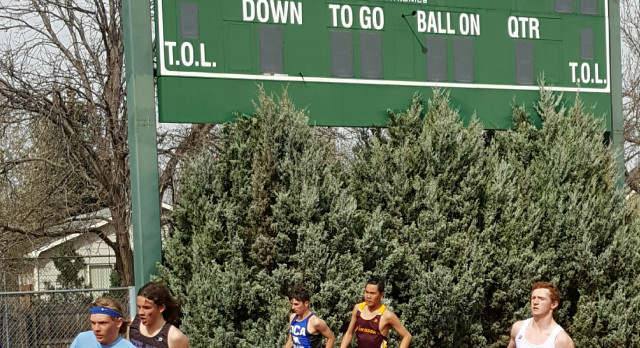 Runners Roost Track Invite Yields PR's Galore