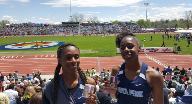 VP Track has multiple state championship podium finishers