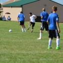 Some Preseason JV Men's Soccer Photos