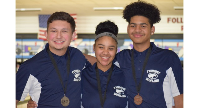 Fairmont Bowling Post Season GWOC Tournament Results