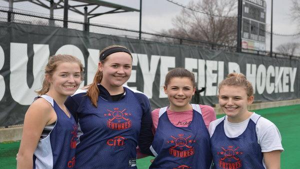 Field Hockey Firebirds Selected for Futures Program!