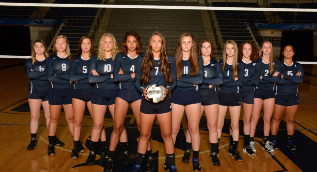 Volleyball takes on Beavercreek 8/22; Home game 8/23