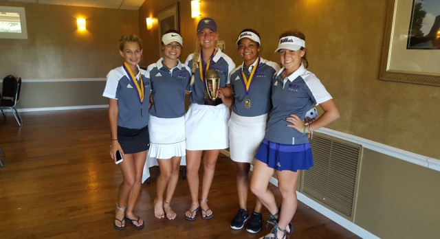 Wildcats take second at Richmond Invitational