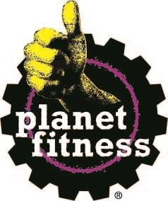 Sponsor--Planet Fitness logo