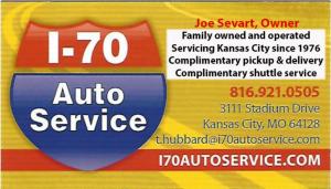 Sponsor--I-70 Auto Service