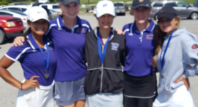 Girls Golf Sends Three to State; Team Season Ends