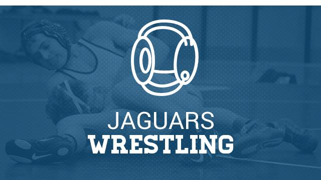 Blue Springs South Boys Varsity Wrestling beat Raytown 37-30