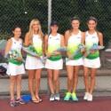 Tennis Girls 9/15 vs Ray-Pec