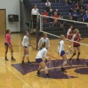Volleyball 10/15 Varsity @Blue Springs (Dig Pink Game)
