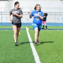 Soccer Girls 4/16 Special Olympics