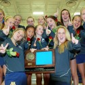 Girls Varsity Tennis Team heads to State 2014