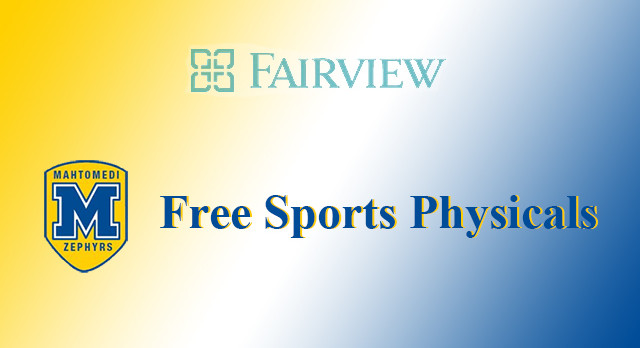 Free Sports Physical Information
