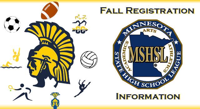 Fall Registration Information