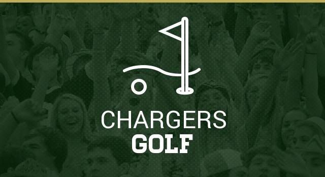 Zack Heath is ECC Men's Golfer of the Year!