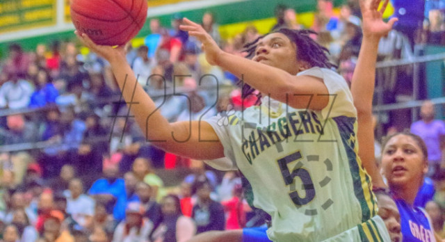 Kimani Williams to Sign with LCC!