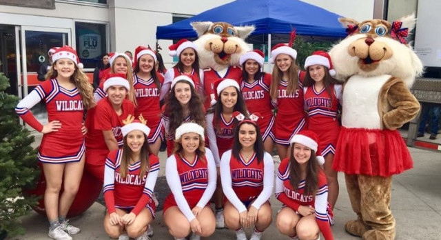 G-P Cheerleaders BBQ Fundraiser Sat, Dec. 10th