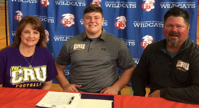 Jagger Weatherford Signs with UMHB