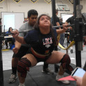 Girls Powerlifting Regionals 2017