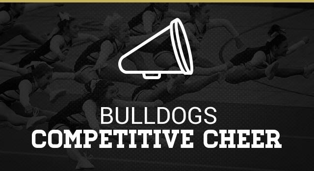 Competition Cheer Schedule released for Fall 2016