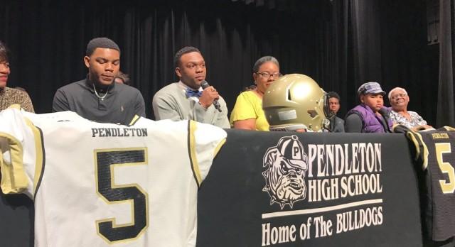 National Signing Day: Brad Johnson Commits to University of South Carolina