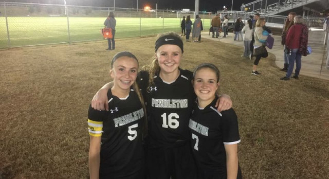 Girls Soccer Earns Region and State Honors