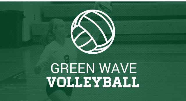 Lady Green Wave Volleyball Camp
