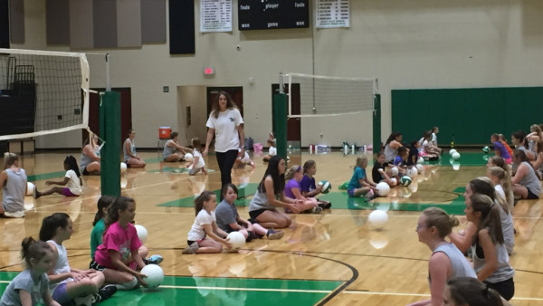 Volleyball Camp Pic