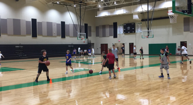 EHS Basketball Camp