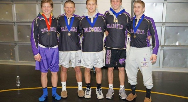 """Wrestlers """"Xcel"""" at State!"""