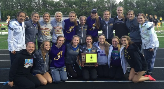 WCC East Girls Track & Field Champions