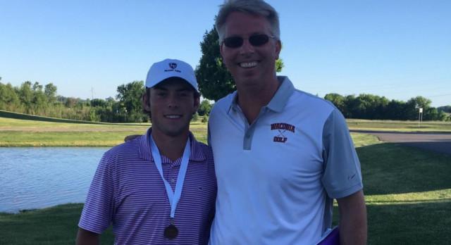 Golfer Connor Glynn to State!