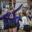 Volleyball vs. Delano  9/21/17