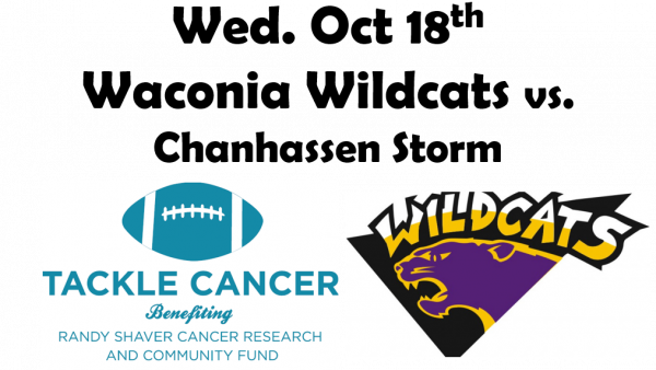 Wildcats Tackle Cancer (1)