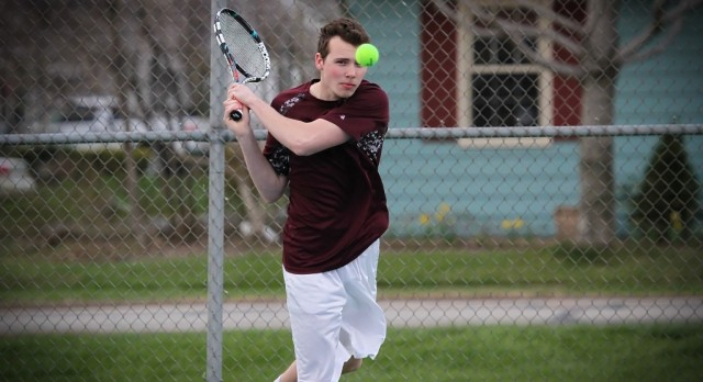 Boys Tennis hosting Lorain County Tournament – 4/15 & 16