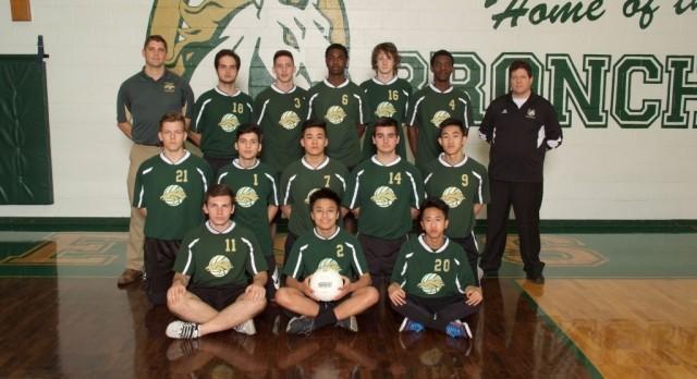 2016 Varsity Boys Volleyball