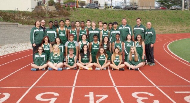 2016 Coed Track and Field