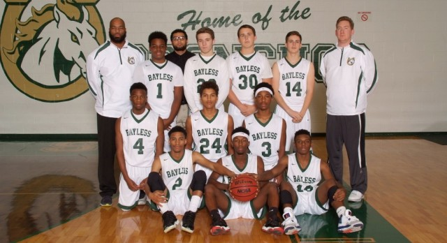 2016 – 17 Varsity Boys Basketball