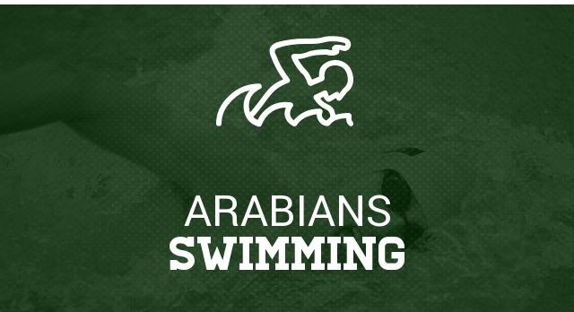 Pendleton Heights High School Girls Varsity Swimming falls to Greenfield-Central High School 105-81