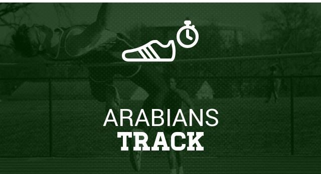 Arabians Wrap Up Season at Track Regional